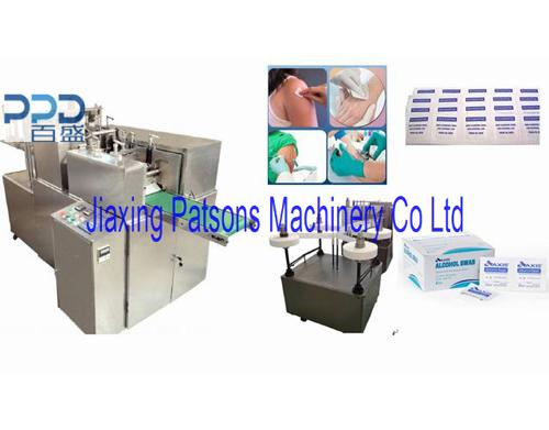 Alcohol Swab Packing Machine » PPD-ASP280
