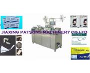 Alcohol Prep Wipes Packing Machine - PPD-APW140