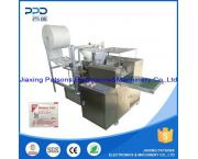Vertical alcohol prep pad manufacturing machine - PPD-6L540